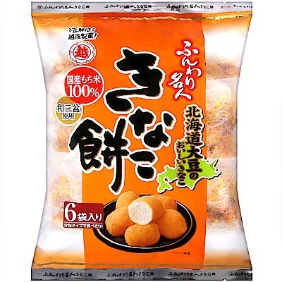 越後製果 黃豆泡芙米果(75g)