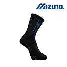 Mizuno 男運動厚底襪(6雙入)黑x藍32TX90G892Q