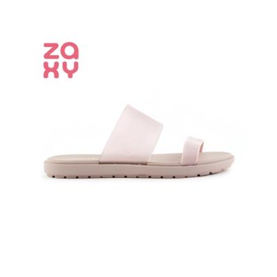 ZAXY Snap系列 半透明拖鞋-藕