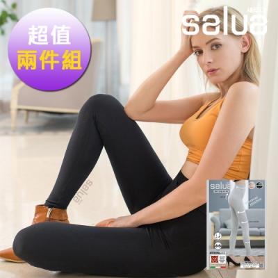 韓國 salua 義大利專利3D塑腰提臀美腿褲  韓國原裝進口 (超值兩入組)