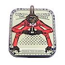 賽先生科學 鐵皮玩具-乘法猴(古董復刻版)