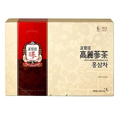 正官庄 高麗蔘茶(100包/盒)