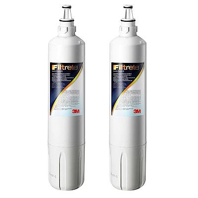 3M 極淨便捷系列S003淨水器專用濾心超值兩入組 3US-F003-5