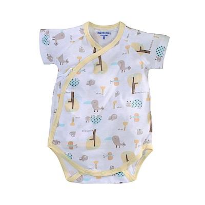 薄款純棉短袖連身衣 a70228 魔法Baby