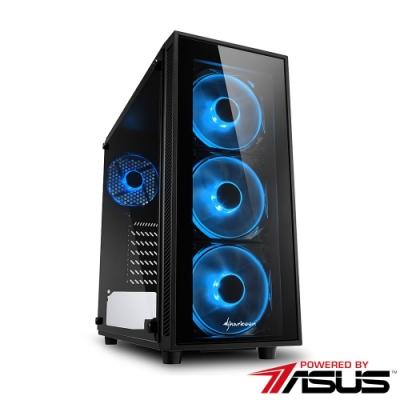 華碩平台[波風策士]i5-9400F/16G/2T/GTX1660S/512G_M2