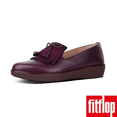 FitFlop TESSA FRINGED-紅色