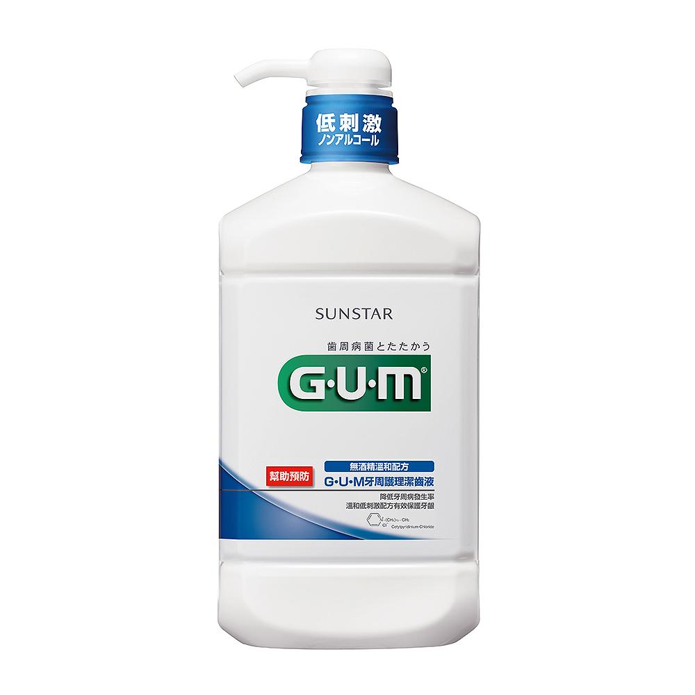 GUM 牙周護理潔齒液 960ml