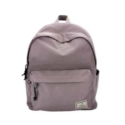 J II 經典水洗防潑水後背包-芋頭紫-6296-6