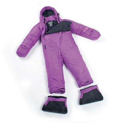 Selk Bag 神客睡袋人5G Lite 化纖保暖睡袋 深邃黑 11°C