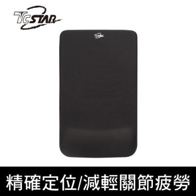 TCSTAR 疲勞緩和護腕滑鼠墊 TCD6000