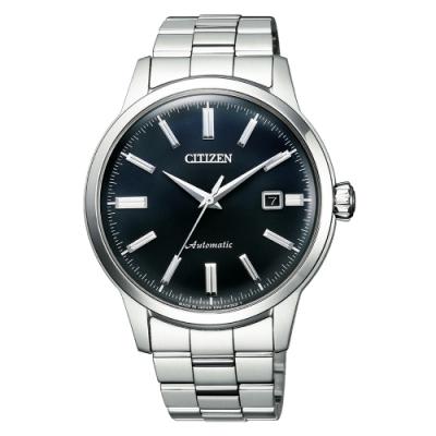 CITIZEN 星辰Mechanical機械錶-藍面41mm(NK0000-95L)
