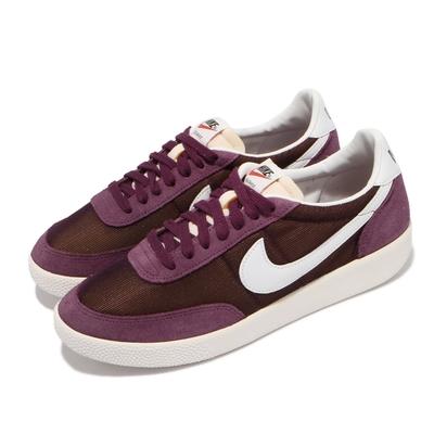 Nike 休閒鞋 Killshot SP 運動 男鞋 海外限定 基本款 舒適 簡約 麂皮 穿搭 紫 白 DC1982600
