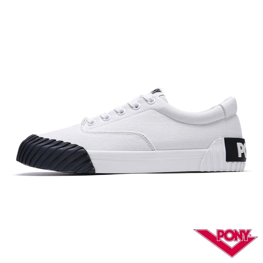 【PONY】SUBWAY2 系列 滑板鞋 男鞋 白