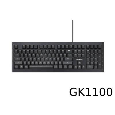 ASUS 華碩 RGB GK1100 機械式電競鍵盤