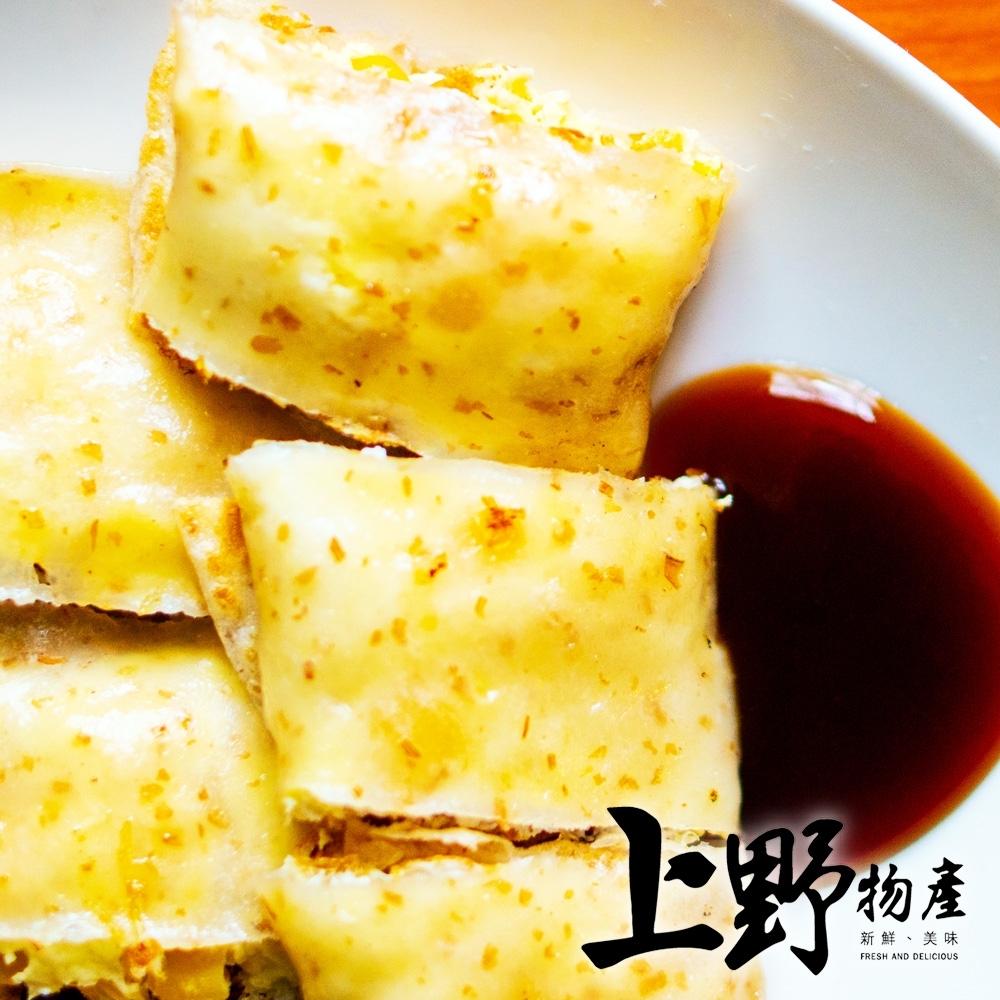 【上野物產】天然多一點 素食全麥蛋餅皮(1800g±10%/30片/包)x5包