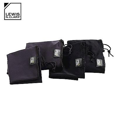 Lewis N. Clark 旅行鞋子收納袋兩入169 / 黑色