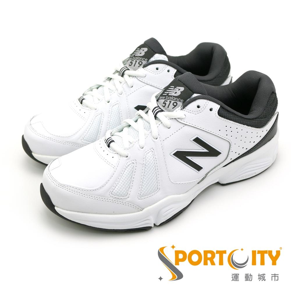 NEW BALANCE 男慢跑鞋 MX519WG2-4E 白