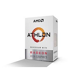 AMD Athlon 200GE 3.2GHz 雙核心 中央處理器