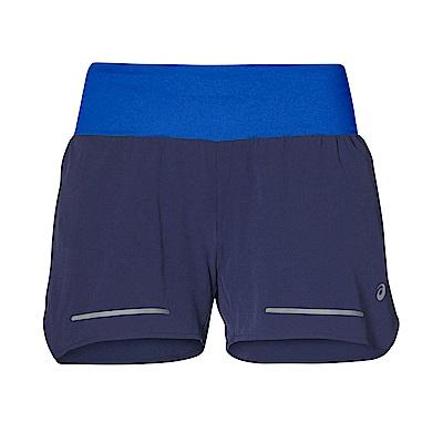 ASICS 女LITE-SHOW 4.5吋短褲 2012A317-400