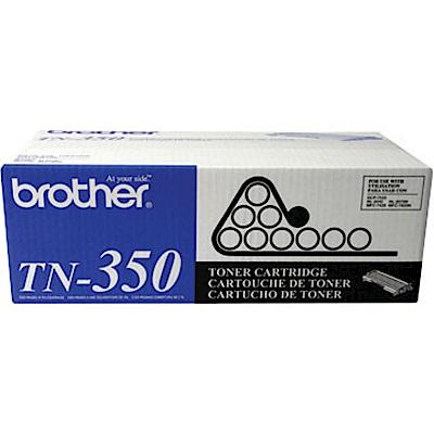 【原廠貨】Brother TN-350 原廠黑色碳粉匣