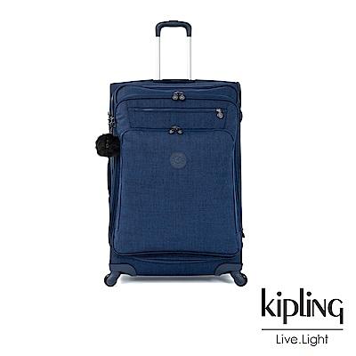 Kipling 靜謐夜空藍21吋登機箱-YOURI SPIN 55