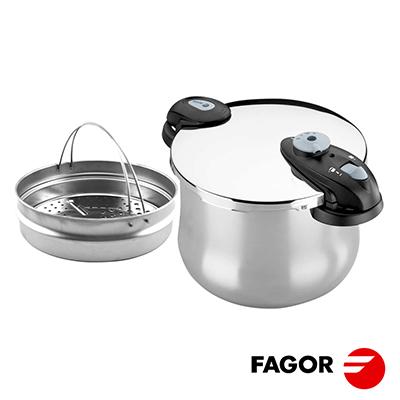 西班牙FAGOR法格 明捷壓力鍋 22 cm( 6 L)