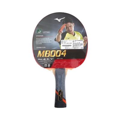 MIZUNO 桌球拍-乒乓球拍 美津濃 刀板 83GTT16009 紅灰