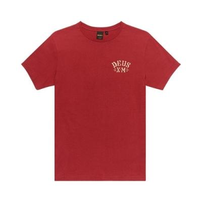 Deus Ex Machina  Gentre Tee T恤-紅(男/女)