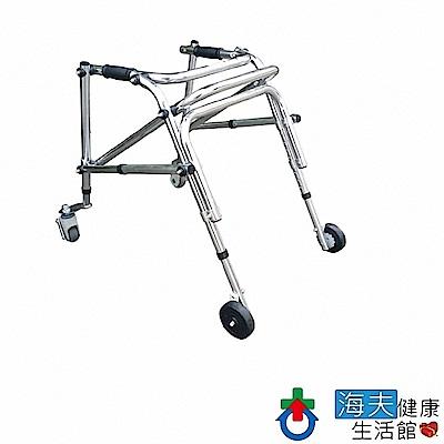 杏華助行器(未滅菌) 海夫 姿勢控制型 萬向輪 煞車輪 鋁製 助行器(IC2205)