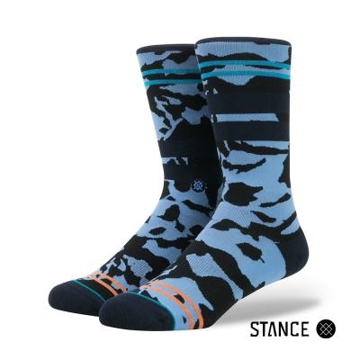 STANCE OCTASTRIPE-男襪-200針休閒襪-Casual系列-錢德勒聯名設計