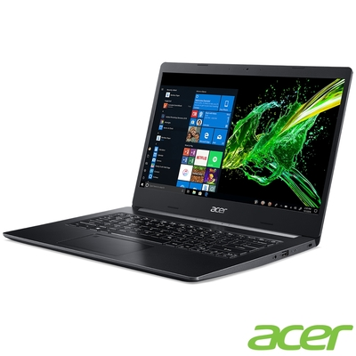 ACER A514-53G-51U7 14吋筆電(i5-1035G1/MX350/4G/256G SSD+1TB/黑/Aspire)