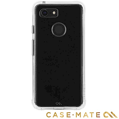 美國 Case-Mate Tough Clear Google Pixel 3 XL-晶透