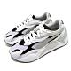 Puma 休閒鞋 RS X3 Layers 運動 女鞋 厚底 舒適 避震 球鞋 穿搭 簡約 灰 紫 37466701 product thumbnail 1