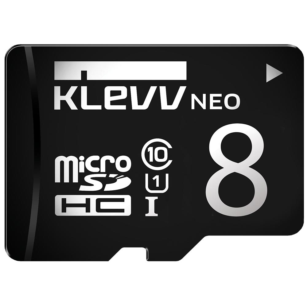 KLEVV 科賦 Micro SDHC UHS-1 8GB 記憶卡(無轉卡) @ Y!購物