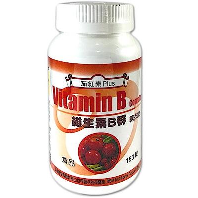 三多 維生素B群(茄紅素Plus)(180粒/瓶)