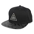 COACH 星際大戰聯名板帽-黑色