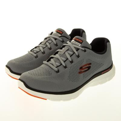 SKECHERS 男運動系列 FLEX ADVANTAGE 4.0 寬楦款 防水鞋面 - 232223WCCOR