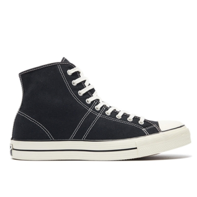 CONVERSE LUCKY STAR HI 中 休閒鞋 黑 163321C