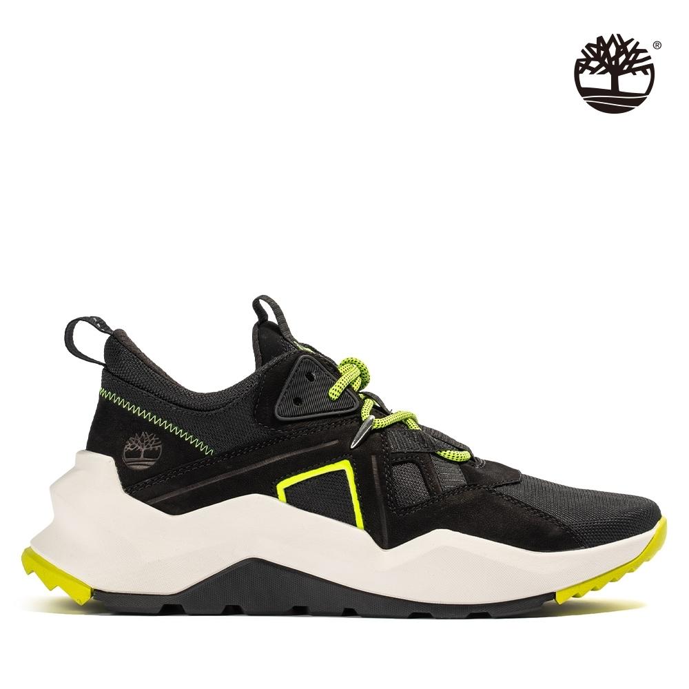 Timberland 男款黑色磨砂革 Madbury休閒鞋|A2J1Q