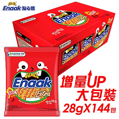 Gemez Enaak 韓式小雞麵-香辣味x6盒(24包/盒)