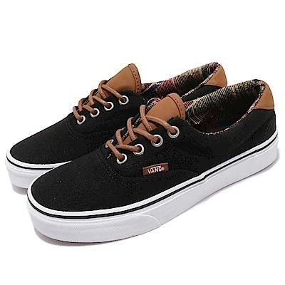 Vans滑板鞋Era 59低筒運動女鞋