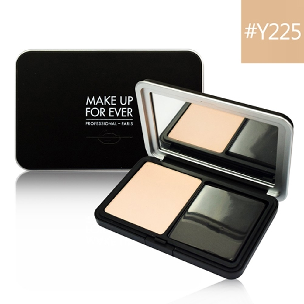 (NG品)MAKE UP FOR EVER 柔霧空氣粉餅 #Y225 11g
