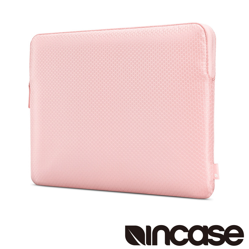INCASE Slim 系列 15吋(USB-C) 蜂巢格紋筆電保護內袋 (玫瑰金) @ Y!購物