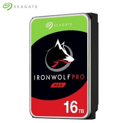 Seagate IronWolf Pro 16TB NAS專用碟ST16000NE000(三年資料救援)