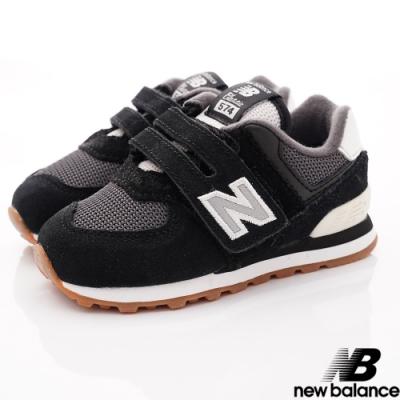 NewBalance 574經典學步鞋 SPT黑(寶寶段)