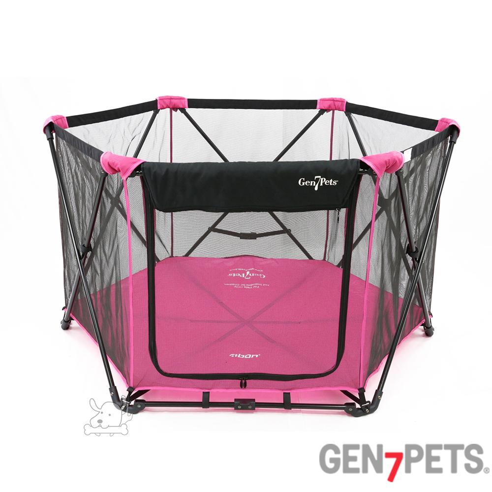 Gen7pets 寵物六角圍欄 共2色 product image 1