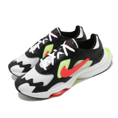 Nike 休閒鞋 Zoom Division 運動 男鞋 氣墊 避震 包覆 舒適 球鞋 穿搭 黑 紅 CK2946001