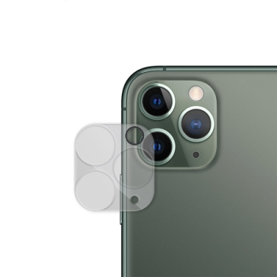 Metal-Slim Apple iPhone 11 Pro Max 全包覆鋼化玻璃鏡頭貼