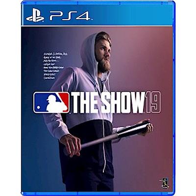 (預購) MLB美國職棒大聯盟19 (英文版)