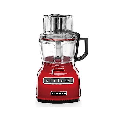 KitchenAid專業食物調理機9 Cup經典紅